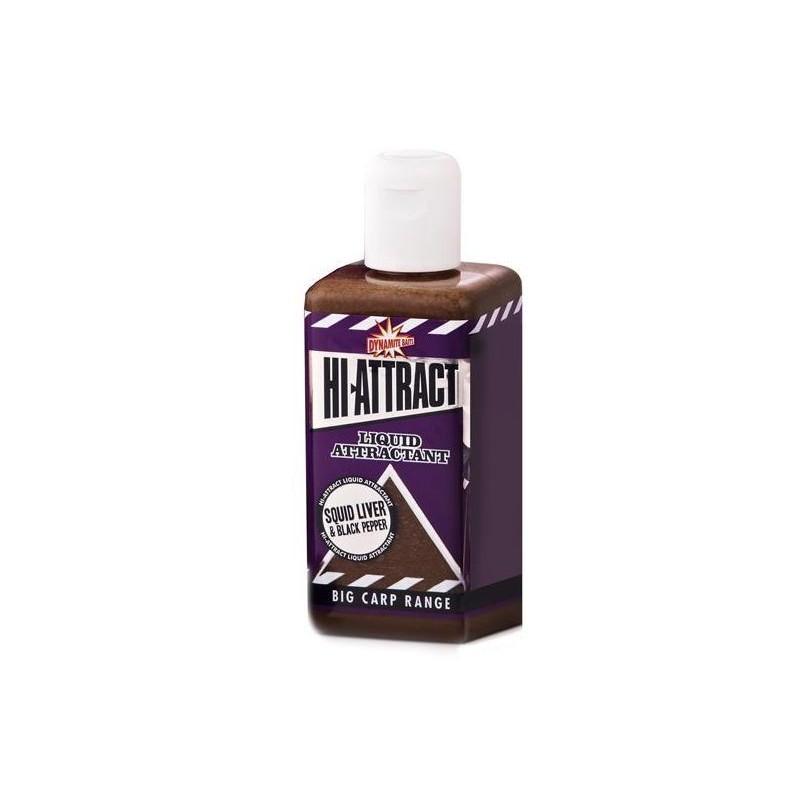 Dynamite Baits Remojo Squid Liver&Black Pepper 250ml (nuevo)