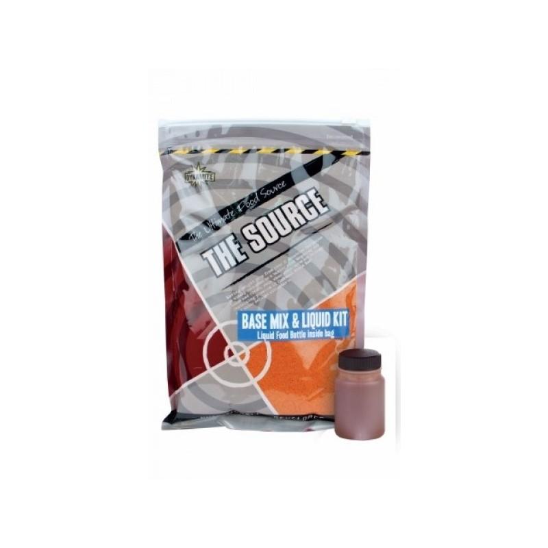 Dynamite Base mix source (liquid kit 1kg