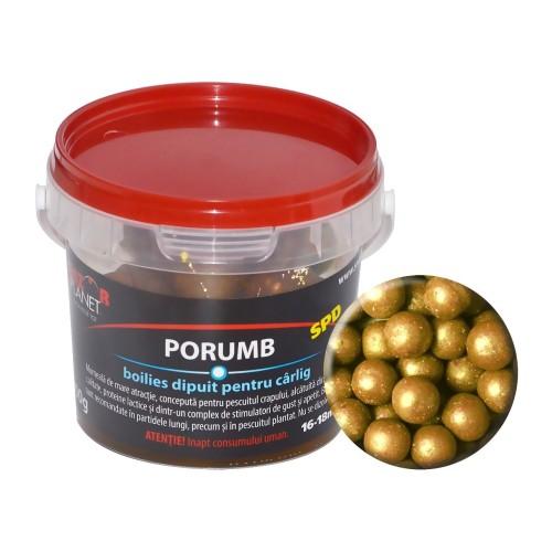 Senzor Boilies en Remojo MAIZ 16-18 mm Cubo 100gr (PORUMB)