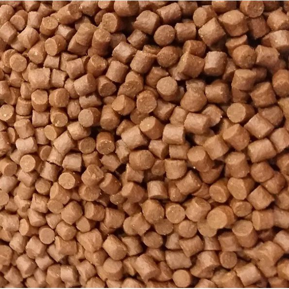 Coppens 1kg Pellet 4.5mm Red Halibut (Krill)