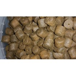 Coppens 1kg Pellet 14 mm Black Halibut
