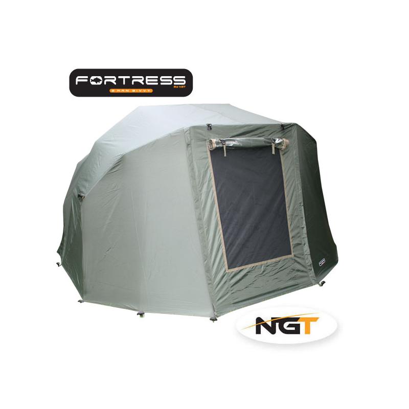 NGT 2º CAPA para BiVVY 2 Man 'Fortress' Overwrap'
