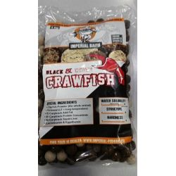 Imperial CRAWFISH black & white Boilie - 1 kg / 16 mm
