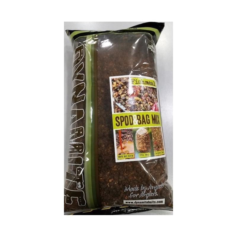Dynamite MIX FISHMEAL Spod Bag 2 kg