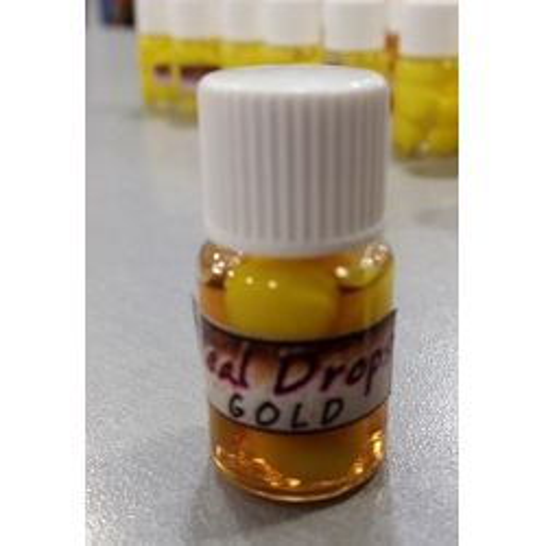 Real Drops Maiz Amarillo flotante GOLD (AVELLANA) 8 unid