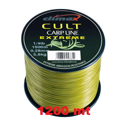 Climax CULT Extreme 0.35mm 9.2kg1200m