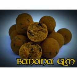Vitalbaits Boilies 14mm BANANA-GLM 750GR (Banana&mejillon verde)