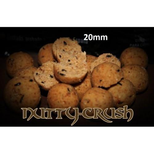 Vital Baits Boilies Nutty Crunch 20mm 750gr