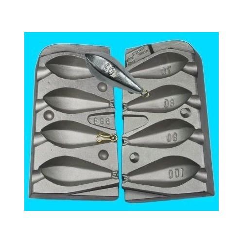 Molde Distancia Perrillo 70-80-90-100gr F86