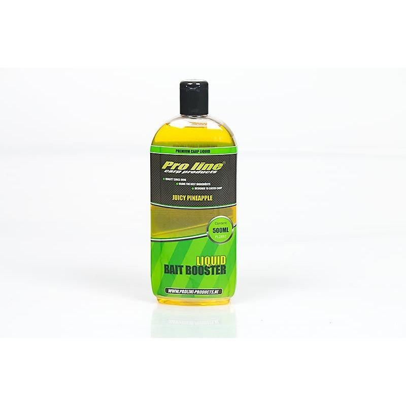 Proline Juicy Pineapple Liquid Bait Booster (500ml)