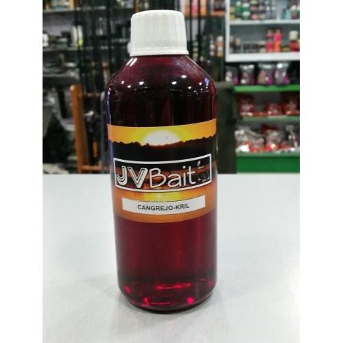 JVBait Liquid Activador Cangrejo-Krill 500ml