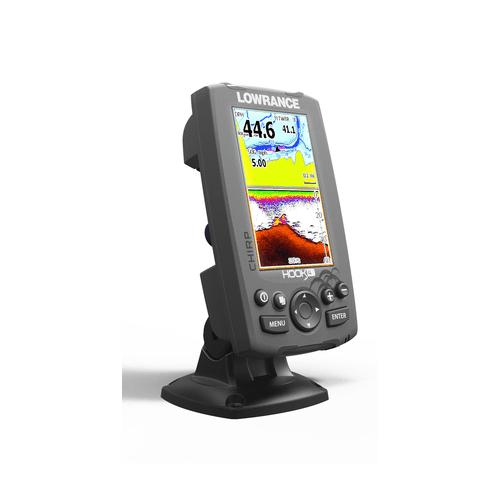 Lowrance Hook-4 (GPS/Plotter/Sonda)