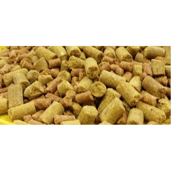 Carpones Pellet 5-8mm Banana 1kg