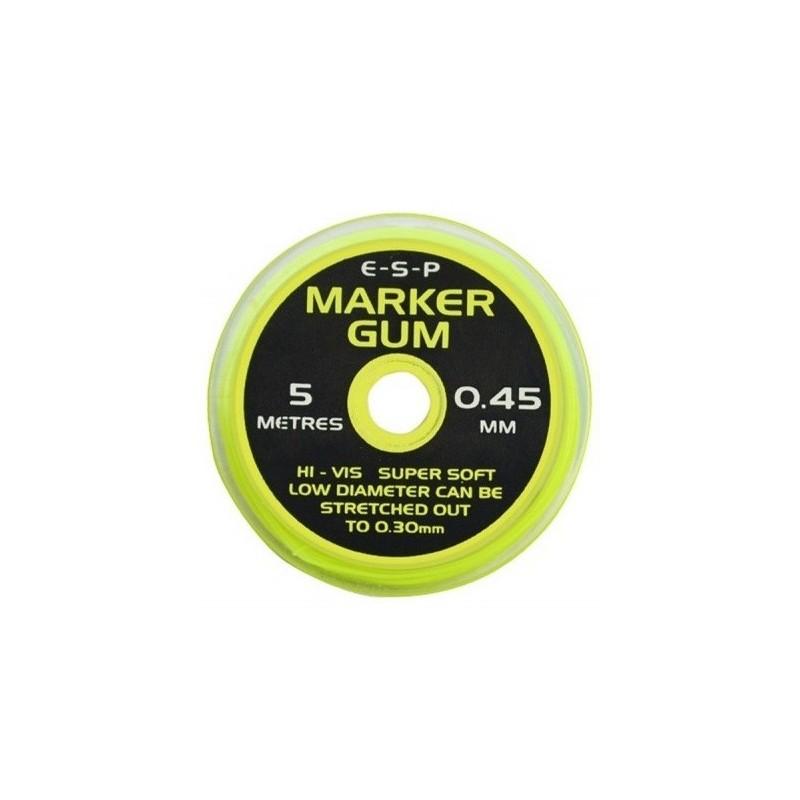 E.S.P Goma VERDE Para marcar Hilos 5m 0.45mm