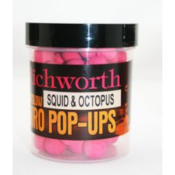 Richworth Boilies flotantes SQUID & OCTOPUS 14mm