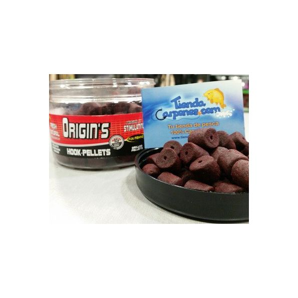 Funfishing Origin`s Pellets 15mm 300gr (Robinred&Higado)