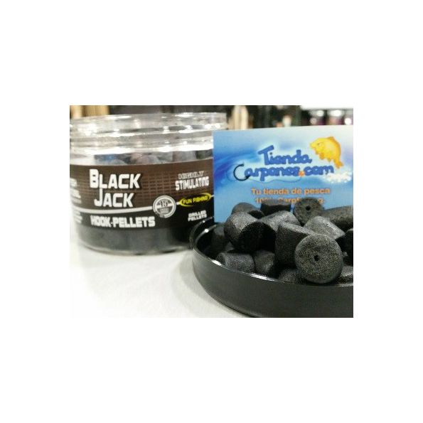 Funfishing Black Jack Pellets 15mm 300gr (Crayfish)