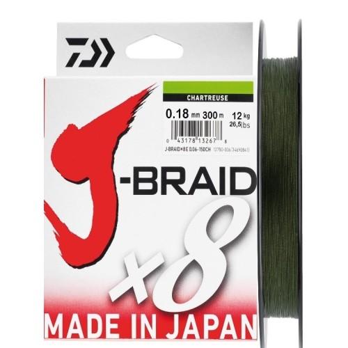 Daiwa Trenzado 8Fibras 150m 0,24mm 17kg