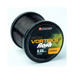 Vorteks Nylon Flash 0.35mm 23lbs 1200 metros