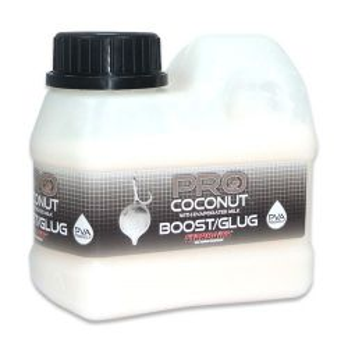 STARBAITS PRO COCONUT BOOST /GLUG 500ml (COCO)