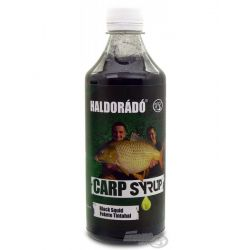 Haldorado Sirope Black Squid 500ml (Negro)