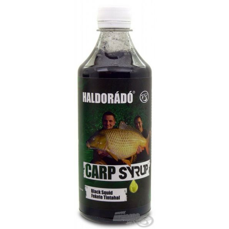 Haldorado Sirope Black Squid 500ml (Negro)