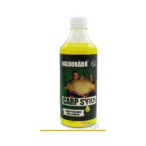 Haldorado Sirope Black Squid 500ml (Amarillo)