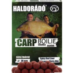 Haldorado Boilies Solubles 20mm 800gr Spicy Red Liver