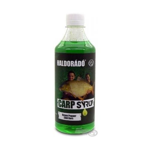 Haldorado Sirope Green pepeer 500ml (Negro)