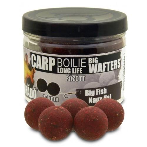Haldorado Boilie 24mm Big Wafters Big Fish (pescado y frutas) 70gr