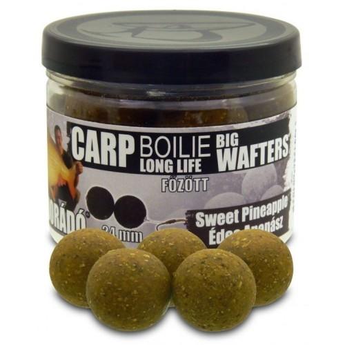 Haldorado Boilie 24mm Big Wafters Sweet pinneaple (Piña Dulce) 70gr