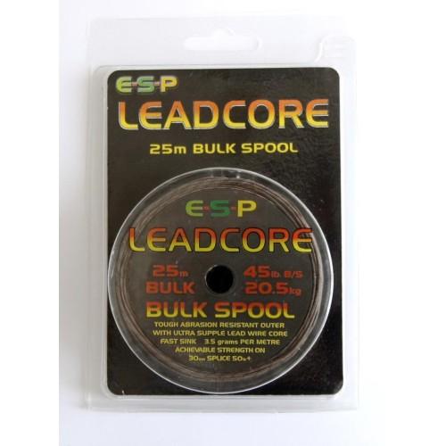 E.S.P. Leadcore 25m 45 lb ( original camo)