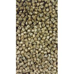 Coppens 1kg Pellet 8 mm Black Halibut TALADRADOS