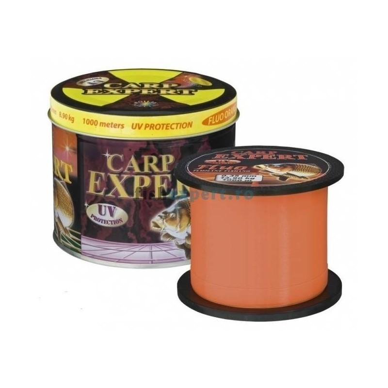 Carp Expert Nylon Fluo Naranja 0.40mm 18.700kg 1000m