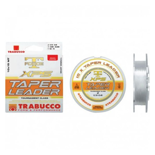 TRABUCCO PUENTES Conicos LEADER XPS 0.26-0.57mm 10x15m