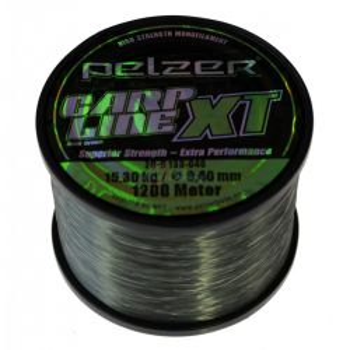 Pelzer Carp Line XT 0.35mm 12,10kg 1200mt