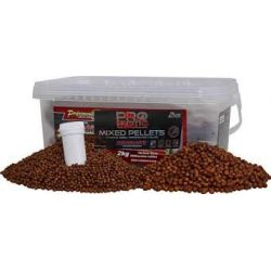 STARBAITS PROBIOTIC MIXED PELLETS 2 KG