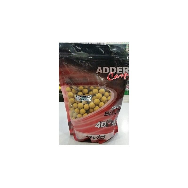 Adder Carp Boilies Maiz 16mm Gama Avid