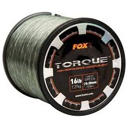 FOX Nylon Torque 0.35mm 7.270kg Verde 1000mt