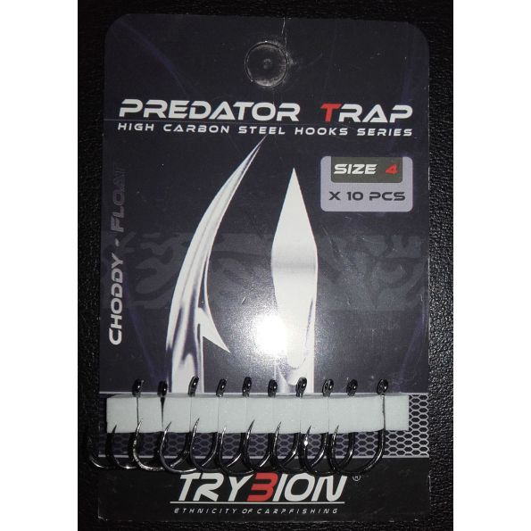 Trybion Predator Tournament Talla Nº2 10 unid