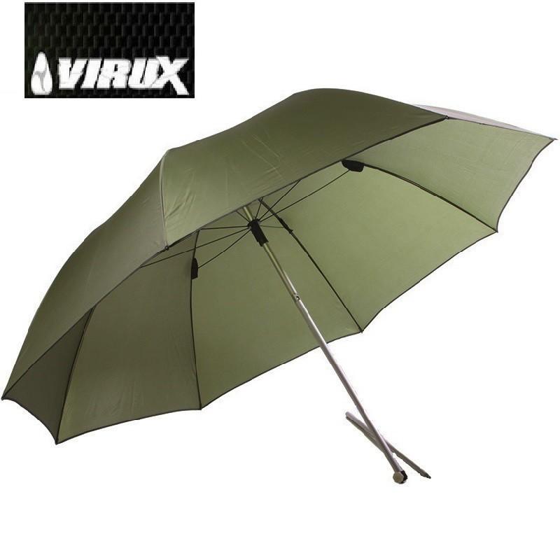 Virux Paraguas Verde 2.20m