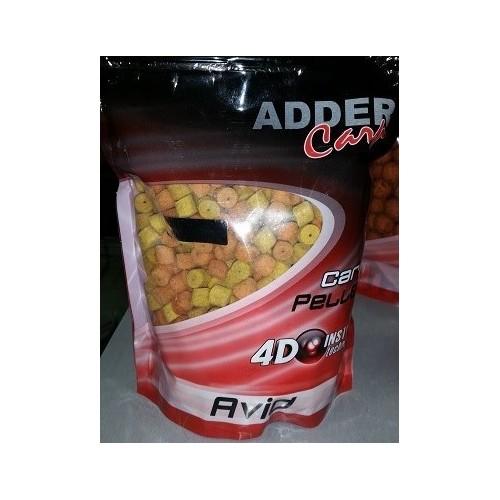 Adder Carp Pellet 1kg 20mm Taladrados Piña&Melocoton