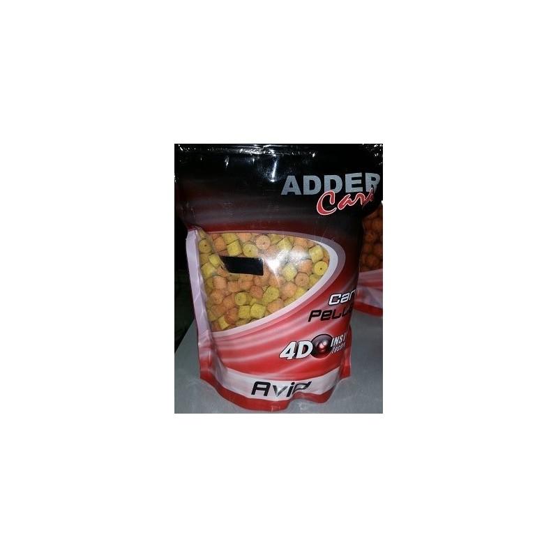 Adder Carp Pellet 1kg 12mm Taladrados Piña&Melocoton