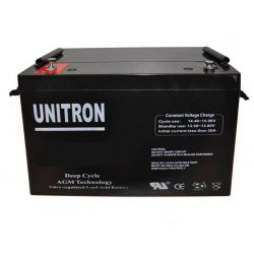 Unitron Bateria 90A/h - 12v AGM - Unitron