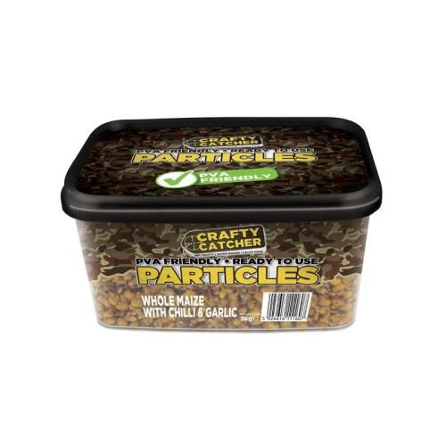 Crafty Catcher Particles Whole Maize With Chilli & Garlic 3kg ( Maiz entero con ajo y chili)