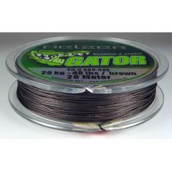 Pelzer Gator Brown 35lbs 20m