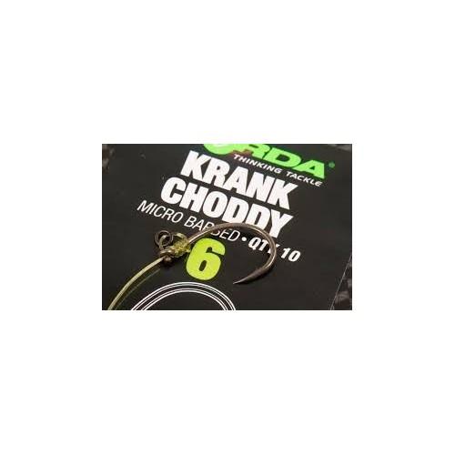 Korda Anzuelos Krank Chod Nº6