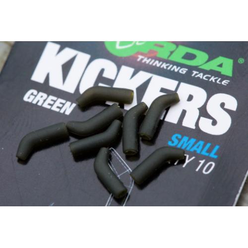 Korda Kickers LARGUE Verdes 10 unid