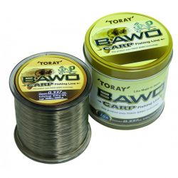 Toray Monofilamento Bawo Carp 0.38mm