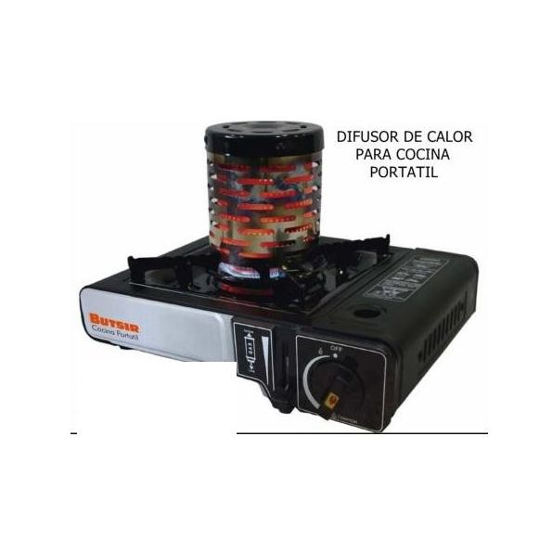 Butsir Difusor de Calor para cocina portatil
